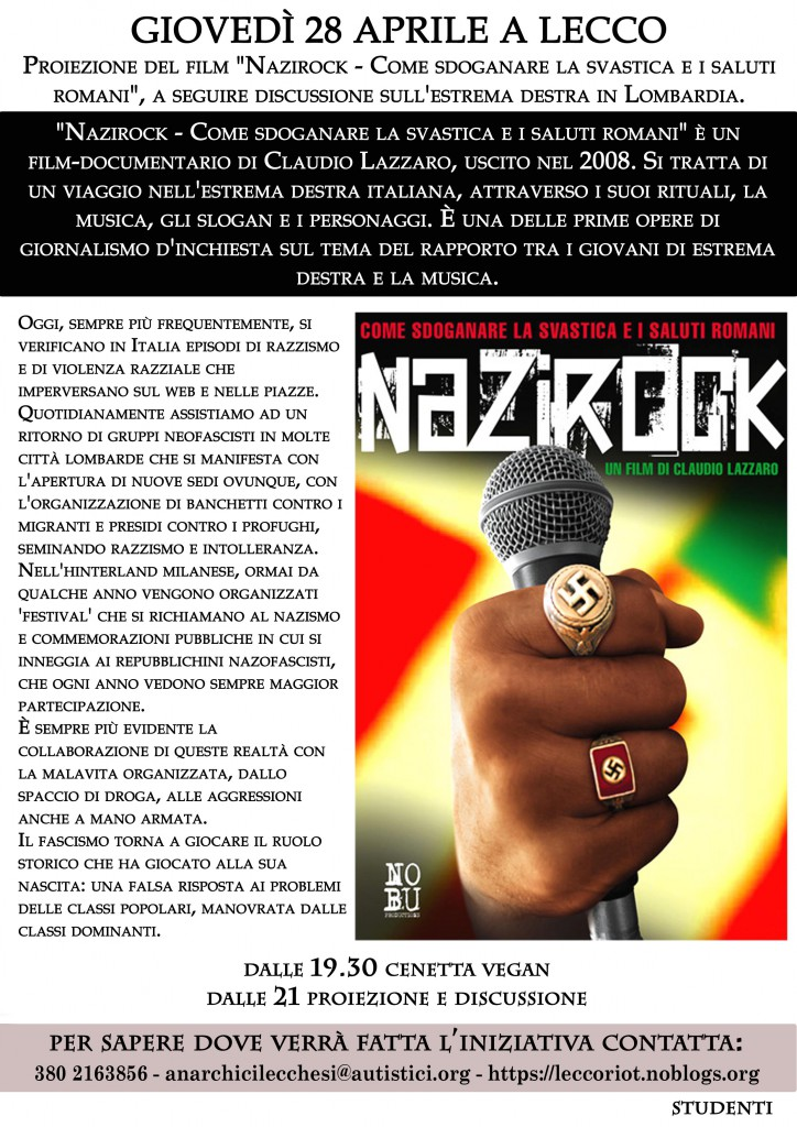 CINEFORUM NAZIROCK